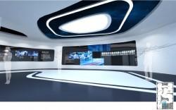 国家软件与集成电路服务平台展厅